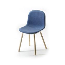 Máni Plastic 4WL | Stühle | Arrmet srl