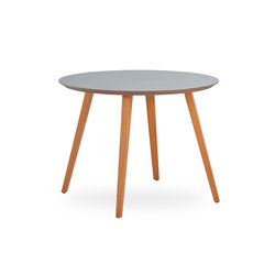 Woodplate Table | Tables collectivités | B&T Design