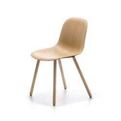 Máni Wood 4WL | Chairs | Arrmet srl