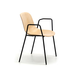 Máni Wood AR 4L | Chairs | Arrmet srl