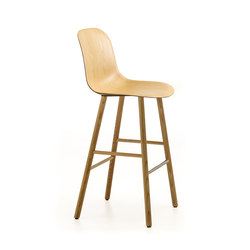 Máni Wood ST-4L PLUS | Bar stools | Arrmet srl