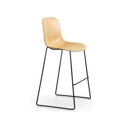 Máni Wood ST-SL | Bar stools | Arrmet srl