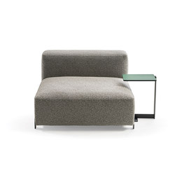 Mousse | Modular seating elements | Sancal