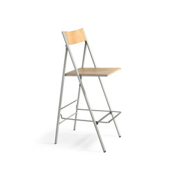 Pocket Wood | Bar stools | Arrmet srl