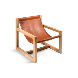Lounger M1 | Organic Buffalo Leather | Armchairs | Manufakturplus