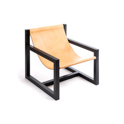 Lounger M1 | Saddle Leather | Sillones | Manufakturplus