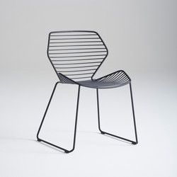 Ginkgo Wire Chair | Sillas | Davis Furniture