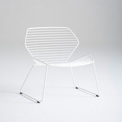 Ginkgo Wire Lounge | Sillones | Davis Furniture