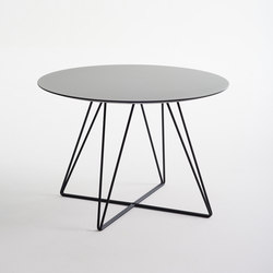 Ginkgo Wire Table | Mesas para restaurantes | Davis Furniture