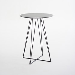 Ginkgo Wire Table | Mesas altas | Davis Furniture