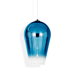 Fade Pendant Blue | Suspended lights | Tom Dixon
