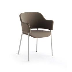 Tundra | Restaurant chairs | Arrmet srl
