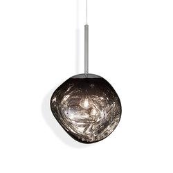 Melt Mini Pendant Smoke | Suspended lights | Tom Dixon