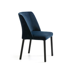 Virginia XL 4WL | Chairs | Arrmet srl