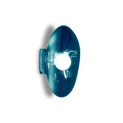 Melt Surface Blue | Wall lights | Tom Dixon