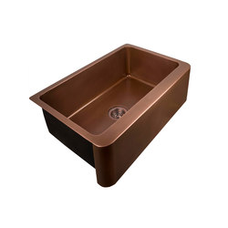 Aquaeco | Integrated Single Bowl Bar Sink | Kitchen sinks | BAGNODESIGN