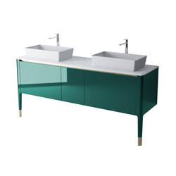 Art | Composition ART E | Vanity units | BAGNODESIGN
