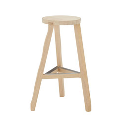 Offcut Bar Stool 750mm | Bar stools | Tom Dixon