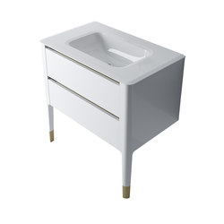 Art | Floor Standing Vanity Basin Unit | Vanity units | BAGNODESIGN