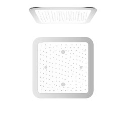 Bagnospa | Square Shower Head | Shower controls | BAGNODESIGN