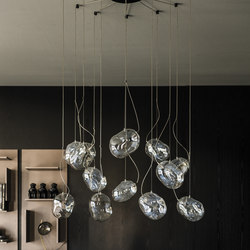 Cloudine | Suspended lights | Cattelan Italia