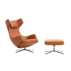 Grand Repos & Ottoman | Loungesessel | Vitra