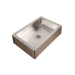 IX304 | Countertop Single Bowl Basin | Kitchen sinks | BAGNODESIGN