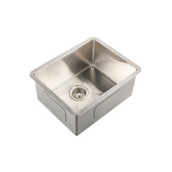 IX304 | Undermount Single Bowl Sink 500X400mm | Kitchen sinks | BAGNODESIGN