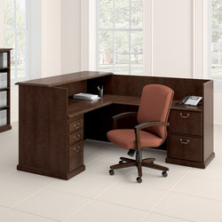 Roosevelt Desk | Counters | National Office Furniture