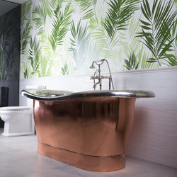 Bathing | Sloane Copper Freestanding Bath Tub | Bathtubs | BAGNODESIGN