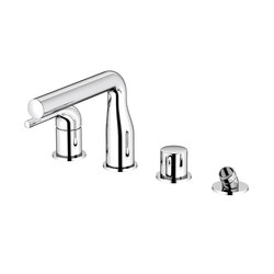Koy | 4 Hole Bath Mixer | Shower controls | BAGNODESIGN