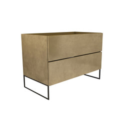 Monroe | Freestanding Vanity Unit | Vanity units | BAGNODESIGN