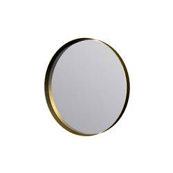 Monroe | Round Mirror | Bath mirrors | BAGNODESIGN