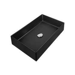 Stratos | Countertop Basin 450X380mm | Lavabos | BAGNODESIGN