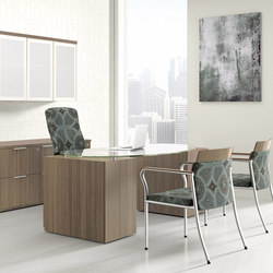 WaveWorks Table | Desks | National Office Furniture