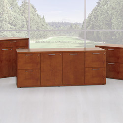WaveWorks Storage | Buffets / Commodes | National Office Furniture