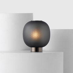 Bloom Table Light Black | Tischleuchten | Resident