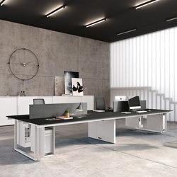BE.1 | Desking systems | FREZZA