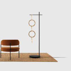 Circus Floor Light | Lampade piantana | Resident