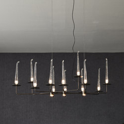 Lancelot | Suspended lights | Cattelan Italia