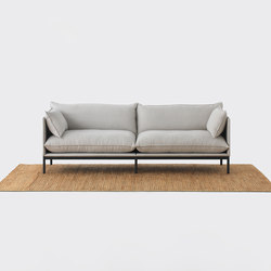 Carousel Sofa - Low Back | Divani | Resident