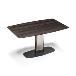 Linus Wood | Dining tables | Cattelan Italia