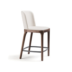 Magda Couture Sgabello | Bar stools | Cattelan Italia