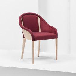 Bienvenue | MC17 | Stühle | Mattiazzi