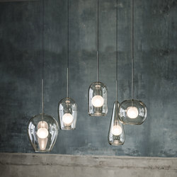 Melody | Suspended lights | Cattelan Italia