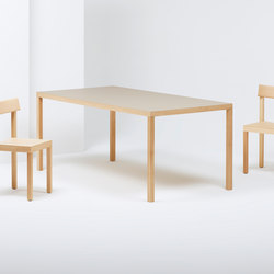 Primo Table | MC14 | Mesas comedor | Mattiazzi