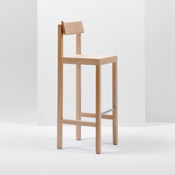 Primo Bar Stool | MC14 | Barhocker | Mattiazzi