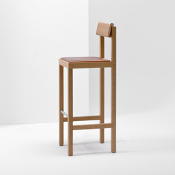 Primo Bar Stool | MC14 | Taburetes de bar | Mattiazzi