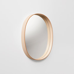 Oval Mirror | Mirrors | Moheim