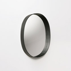 Oval Mirror | Mirrors | Moheim